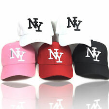 NY Baseball Cap Kappe Base Caps curved gebogener Schirm TOXIC Sommer Basecap