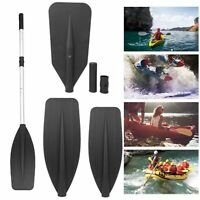 Durable Black Paddle Oar Blade Accessory for Outdoor Inflatable Boat Canoe Kayak