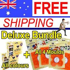 Polar Fuse - Glass Fusing Deluxe Combo Deal - All 4 moulds + All Colours