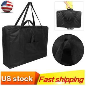 Folding Massage Bed Carrying Case Bag Spa Tables Universal Canvas Shoulder Bag