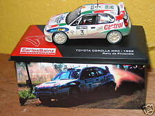 TOYOTA COROLLA WRC RALLYE DE FINLANDE 1999 SAINZ 28