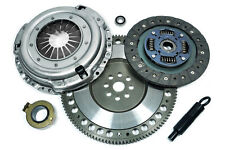 KUPP HD CLUTCH KIT+CHROMOLY RACING FLYWHEEL 1991-99 SATURN SC SL SW SERIES 1.9L