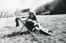SEXY CLAUDIA CARDINALE 60s  VINTAGE PHOTO ORIGINAL #3 ANGELO FRONTONI