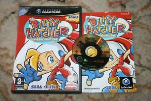 NINTENDO GAMECUBE BILLY HATCHER AND THE GIANT EGG (PAL) COMPLETE