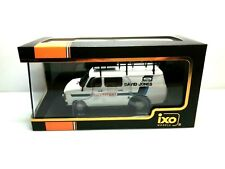IXO MODELS 1/43 FORD TRANSIT VAN MKII RHD RAC272X RALLY ASSISTANCE DAVID JONES