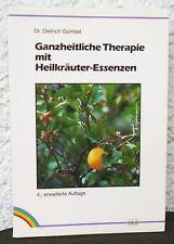 Dr Dietrich Gümbel ? Ganzheitliche Therapie mit Heilkräuter-Essenzen Homöopathie