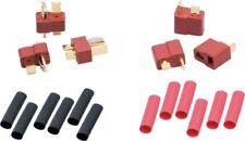 LRP US-Style connettori/Deans/T-Plug-Jack 3x, 3x Steck #65831