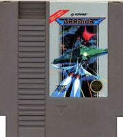 Gradius - Nitnendo NES Game Authentic
