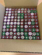 100x Batteries testées , cellules lithium-ion pour 1800-1999mAh Powerwall