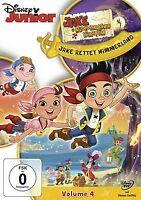 Jake und die Nimmerland Piraten - Jake rettet Nimmerland ...   DVD   Zustand gut