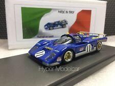 MG MODEL 1/43 Ferrari 512M Ch.1041 N.A.R.T. #11 24h Le Mans 1971 Art.512M-28