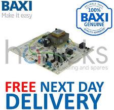Baxi Combi 105HE, 105E, 80E, 80 Maxflue PCB 5112380 248704 Genuine Part *NEW*
