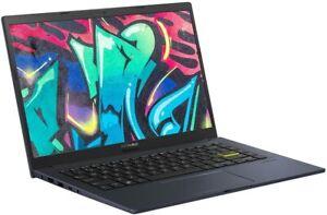 """ASUS VivoBook X413JA-EK080T 14""""  Windows 10, Full HD, Bespoke Black"""