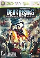 Dead Rising Xbox 360 Game 1 Zombies Halloween Scary Horror