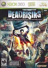 Dead Rising (Microsoft Xbox 360, 2006) complete