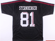 "Jace Sternberger Signed Texas A&M Aggies Jersey Inscribed ""Gig Em"" (TriStar Holo"