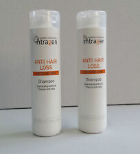 2 pcs. New Revlon intragen Cosmetic Trichology anti hair loss shampoo 250 ml