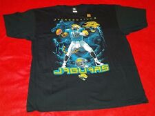 "Men's Jacksonville Jaguars ""Quarterback"" Size XL SS Tee Shirt FREE SHIPPING!!!"