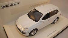 Coches, camiones y furgonetas de automodelismo y aeromodelismo MINICHAMPS color principal blanco Porsche