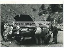 CITROEN CX 2400 GTI Acropolis Rallye 1978 Motorsport Pressefoto Auto Foto