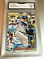 CODY BELLINGER ALL STAR ROOKIE FUTURE STARS 2018 Topps #42 GMA Graded 10 Gem MT