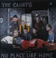 The Clints(Vinyl LP)No Place Like Home-Skyclad-NUDE 31-US-1989-VG+/Ex