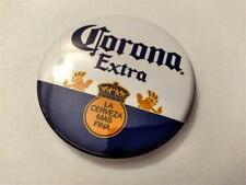 CORONA Extra Logo Refrigerator / Tool Box Beer Cerveza Sign Bar Magnet Gift
