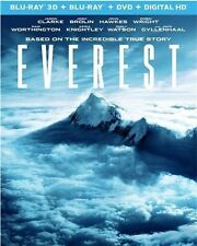 Everest (Blu-ray/DVD, 2016)