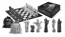 HARRY POTTER WIZARD CHESS SET BRAND NEW - THE NOBLE COLLECTION NN7580 GREAT GIFT