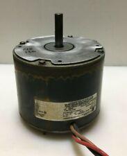 Emerson FAN MOTOR K55HXPSS-7301 Fan Motor HQ1082642EM 1075 RPM used #MB186