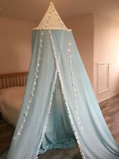 OctoRose Castle Cotton Canopy Tent Room Decorate for Boys Girls Reading Playing