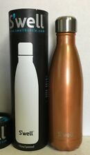 Swell Insulated Stainless Steel Water Bottle ,17 oz (ORANGE SHERBET) FREE SHIP!