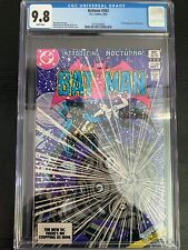 Batman #363, CGC 9.8