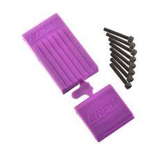 RPM 80158 Bulkhead Braces Purple E/T-Maxx TRAXXAS E T MAXX