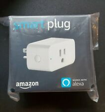 NEW Amazon Smart Plug, works with Alexa – A Certified for Humans Device