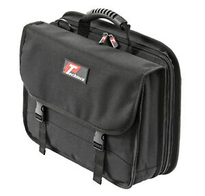 Technics Padded Briefcase Bag - Tools Documents Laptop - Strong & Tough Material