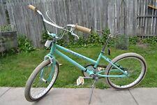 80s Vtg SCHWINN PREDATOR Freeform GS Old School RARE GIRLS Freestyle BMX Bike