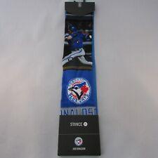 on sale 51d38 35d12 Toronto Blue Jays Stance Socks Baseball Josh Donaldson Large 9-12 MLB