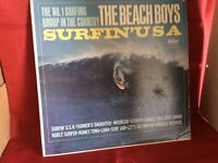 Vintage 33 LP Records - BEACH BOYS, DOORS, CONWAY TWITTY, ...........