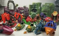 MotU LOT Vintage Masters of the Universe He-Man & She-Ra 80's Toys Huge Lot