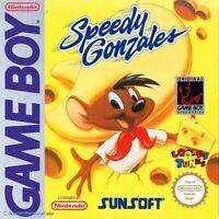 Nintendo GameBoy Spiel - Speedy Gonzales Modul
