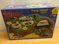 THUNDERBIRDS TRACY ISLAND SOUNDTECH PLAY SET NEW BNIB SEALED RARE