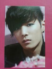 NU'EST JR Official Photo Card 1st Single FACE Photocard NUEST JONGHYUN 주니어