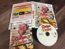 Chicken Blaster (Nintendo Wii, 2009) Used Free US Shipping