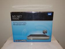 *~*NEW*~* Western Digital My Net N900 450 Mbps 7-Port Gigabit Wireless N Router