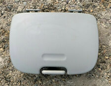 Ford Explorer And Super Duty Pickup overhead Console Gray Garage Door Opener Lid