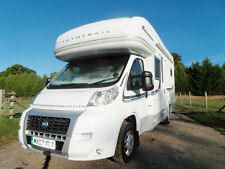 Autotrail Cheyenne 632 low profile fixed rear bed