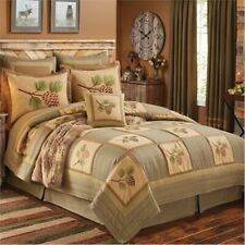 Park Designs Pineview King Bed Skirt
