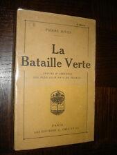 LA BATAILLE VERTE Contes & légendes des plus jolis pays de France - P Rives 1922