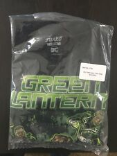 Funko DC Legion of Collectors Green Lantern Black T-Shirt Size L Sealed New